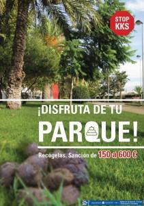 Programa concienciacion tenencia animales domesticos 2012 - zona parques
