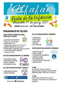 programa Festa infància 2014- valencià