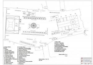 Plano de ubicación comercios