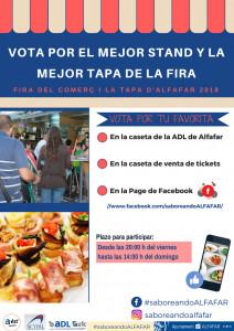 VOTA POR EL MEJOR STAND Y LA MEJOR TAPA DE LA FIRA (2) (1)