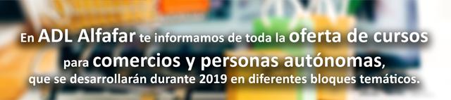 Cursos Comercio 2019