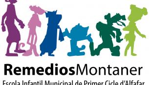 logotipo remedios montaner