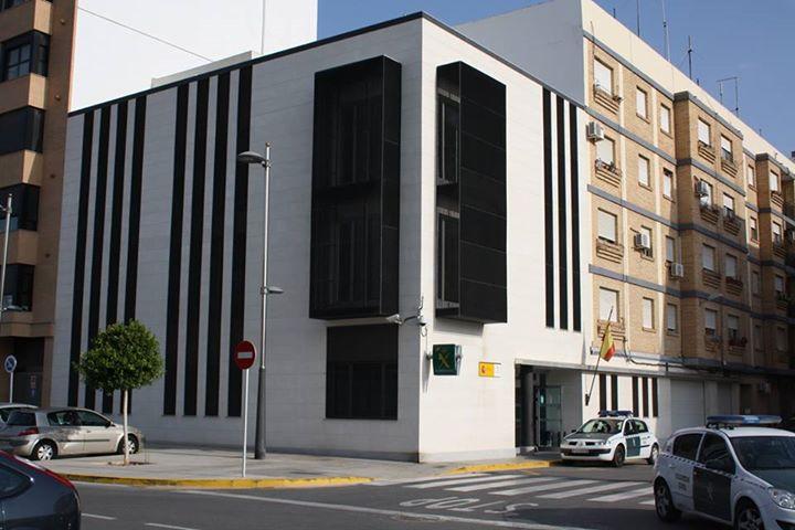 Ajuntament d 39 alfafar for Ministerio del interior guardia civil