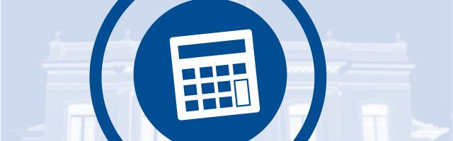 Sección Presupuestos en Transparencia