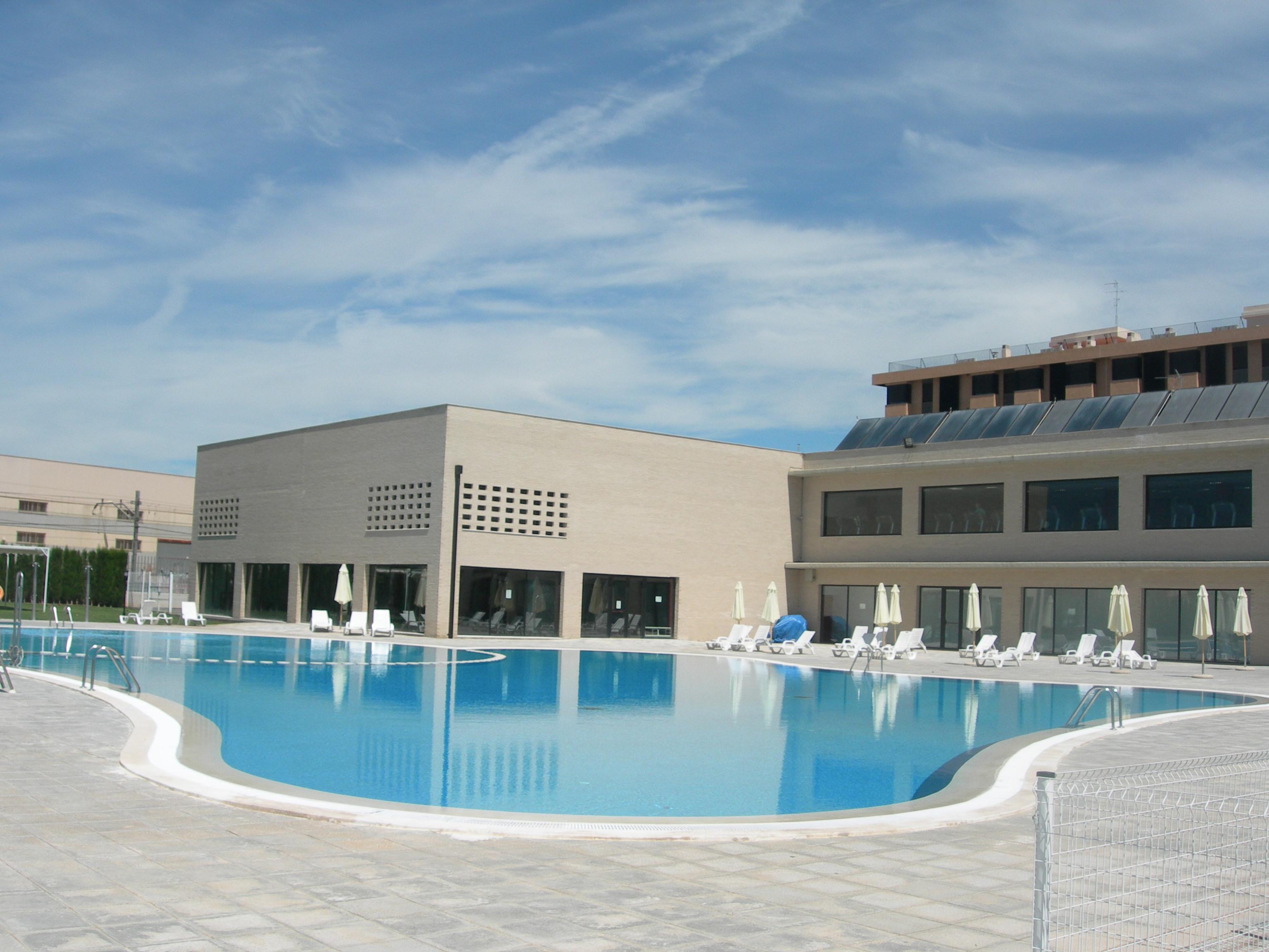 Ajuntament d 39 alfafar for Precio piscina municipal