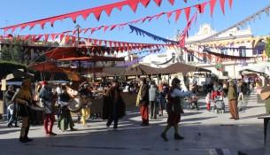 feria medieval 2015 celebrada