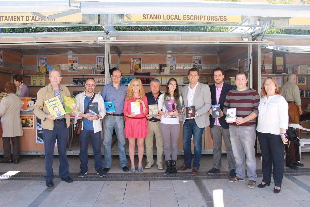 Alcalde y concejales autores locales