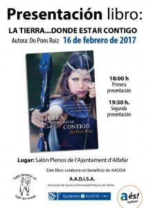 CARTEL PRESENTACION 2º LIBRO DO PONS 16 FEBRERO 2017