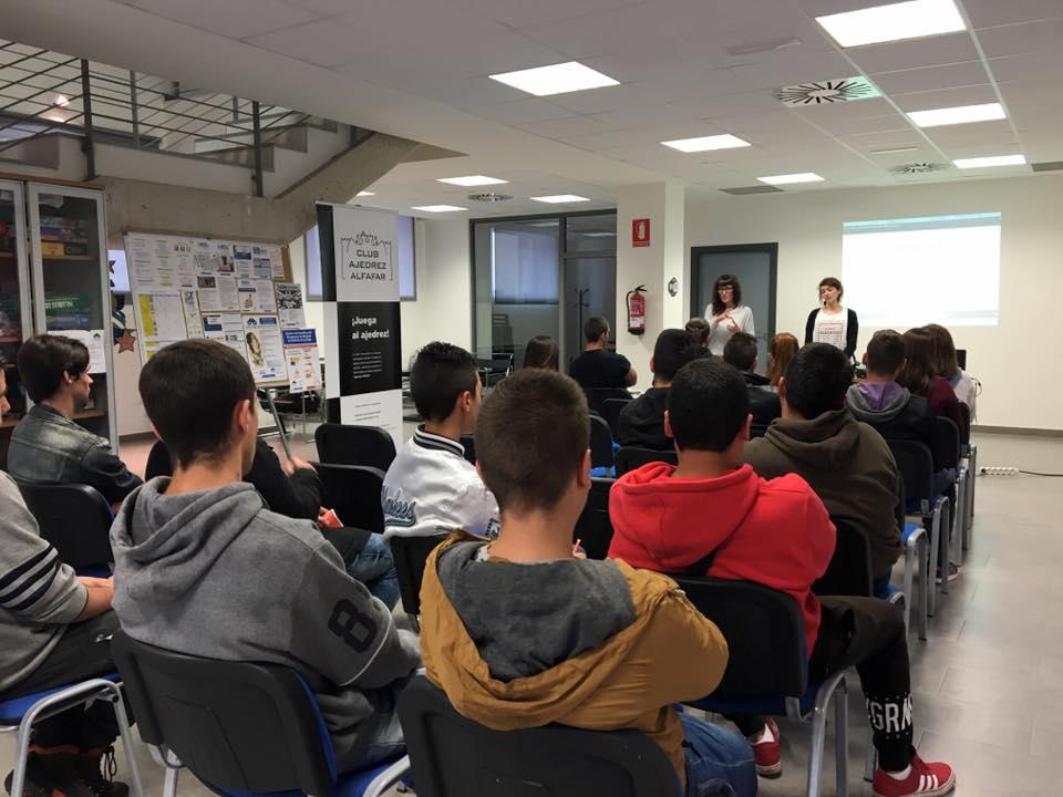 Inscripción proyecto Lanzadera de Empleo Juvenil