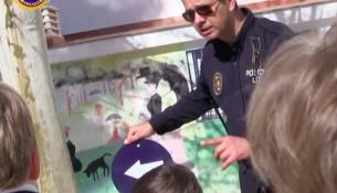 Proyecto Qué quiero ser de mayor Policía Local
