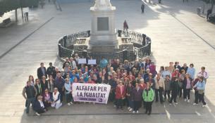 Alfafar Marcha por la Igualdad