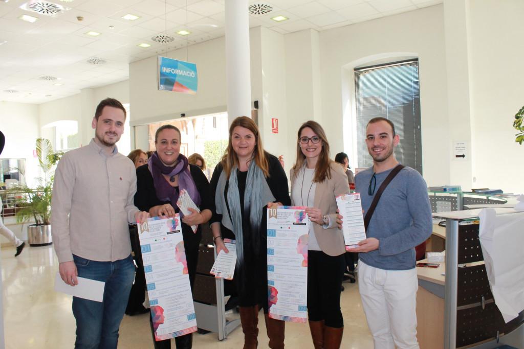 Alfafar Valencià per la igualtat. Regidora Amparo Sanjuán