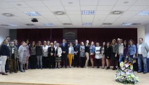 Gala Alfafar Corporación Municipal y premiados