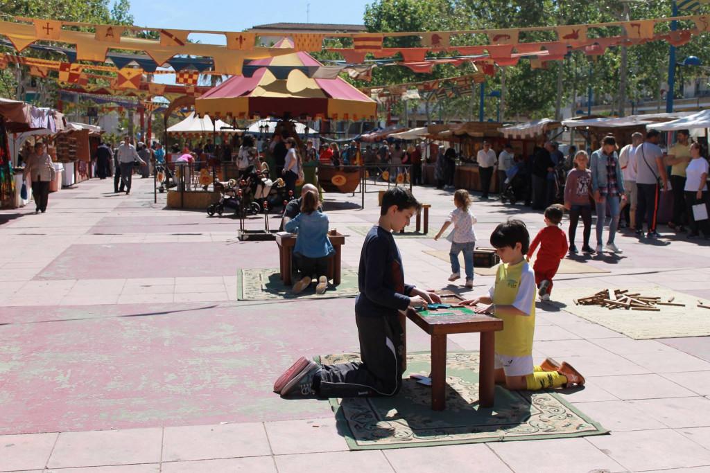 Alfafar Feria Medieval Orba 2016