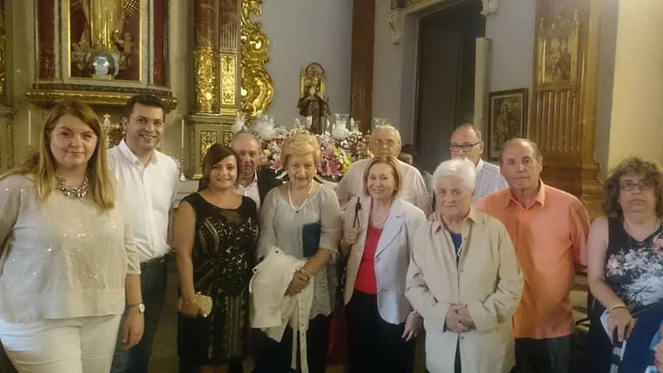 Alfafar Misa San Pascual