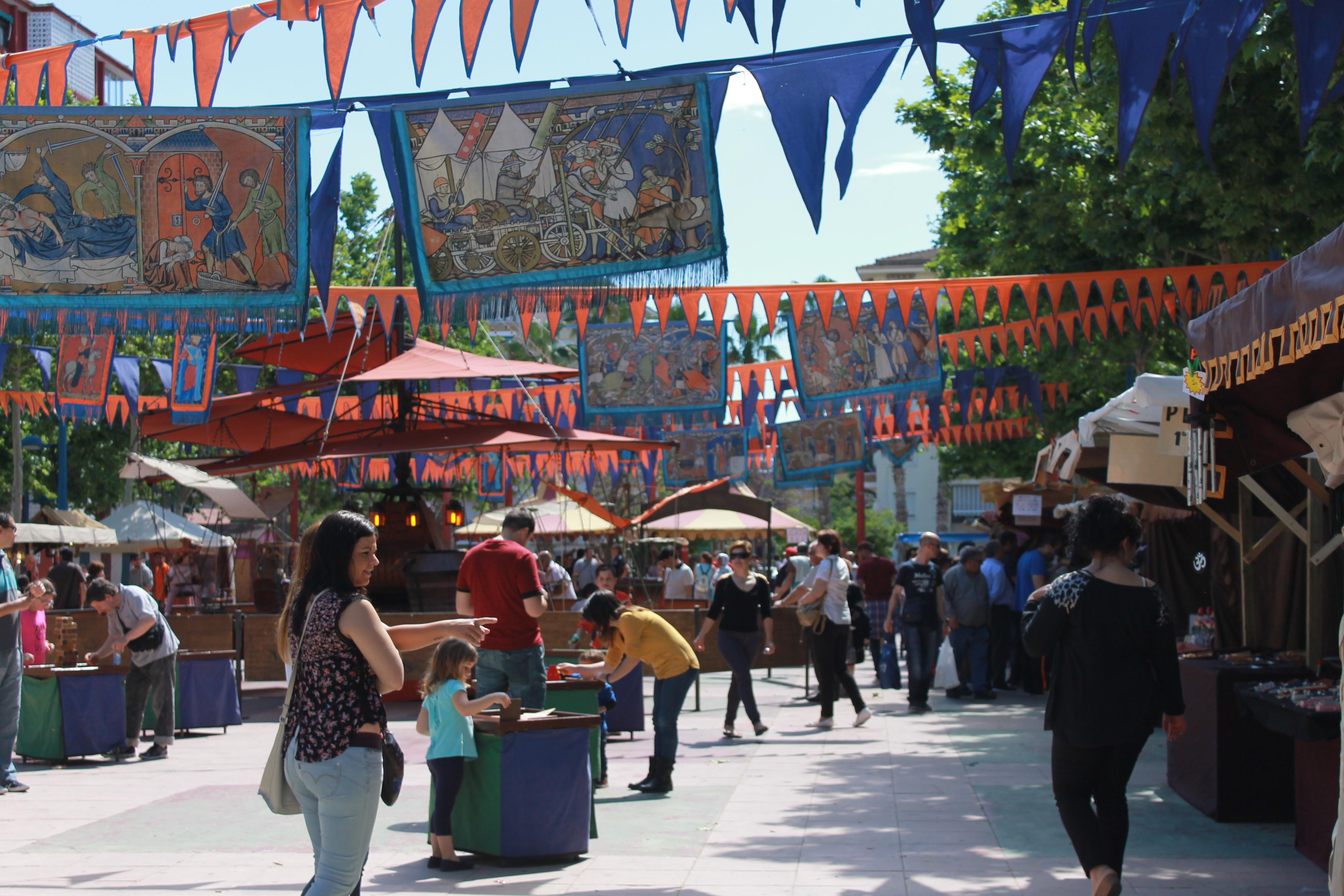 Feria Medieval Orba 2017