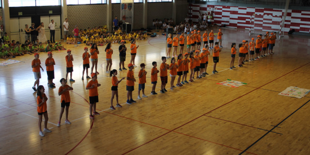 Escola d'estiu festival