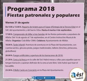 ProgramaciónFiestas_31Agosto