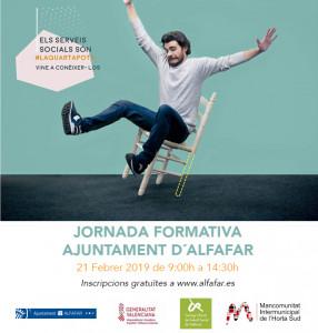 cartell Jornada formativa