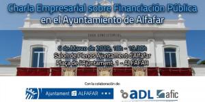charla financiación pública