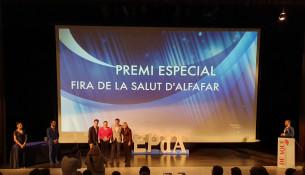 Premio Feria de la Salud II