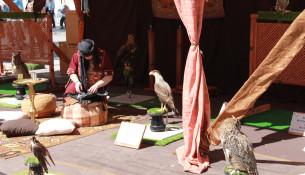 Mercado Medieval Barrio Orba (1)