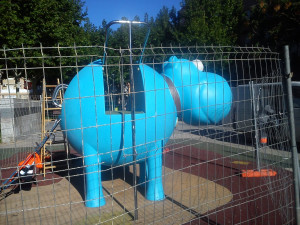 Parque Hipopótamo Alfafar