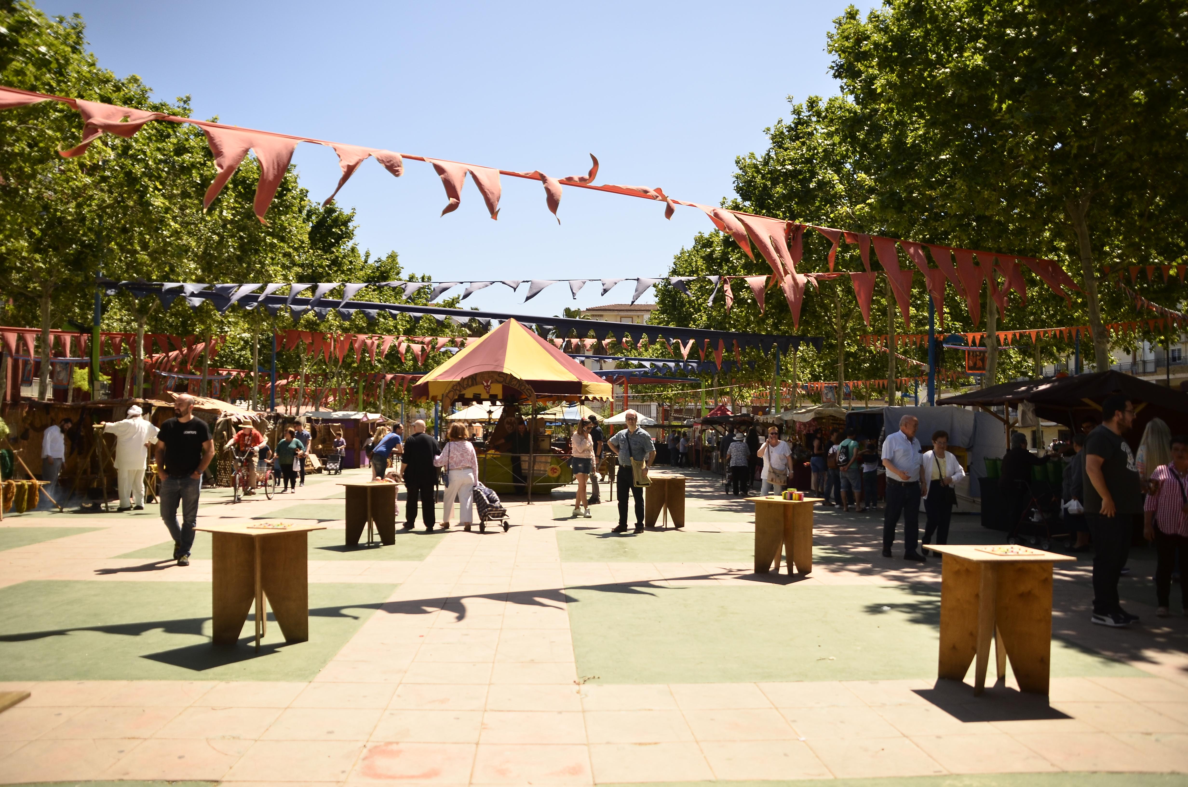 Resumen Mercado Medieval Orba